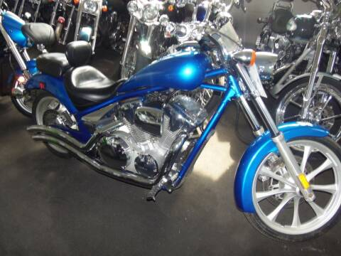 2010 Honda Fury for sale at Fulmer Auto Cycle Sales - Fulmer Auto Sales in Easton PA