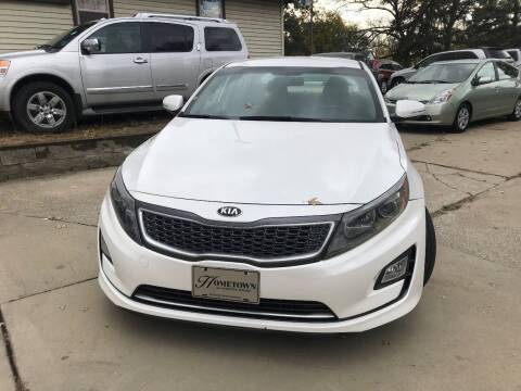2015 Kia Optima Hybrid for sale at 3M AUTO GROUP in Elkhart IN