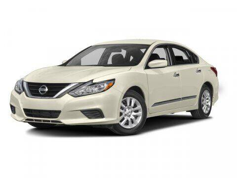 2016 Nissan Altima for sale at DON'S CHEVY, BUICK-GMC & CADILLAC in Wauseon OH