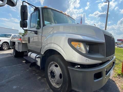 2013 International TerraStar for sale at Orange Truck Sales in Orlando FL