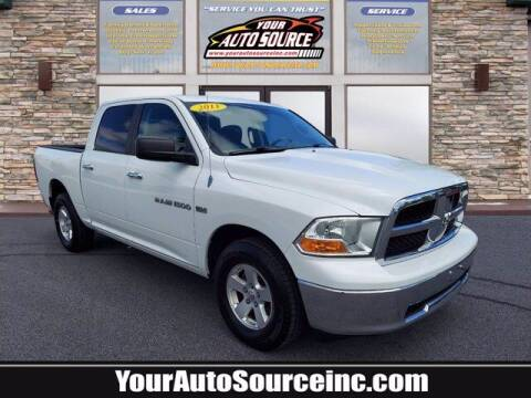 2011 RAM Ram Pickup 1500 for sale at Your Auto Source in York PA