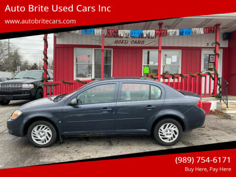 2008 Chevrolet Cobalt for sale at Auto Brite Used Cars Inc in Saginaw MI