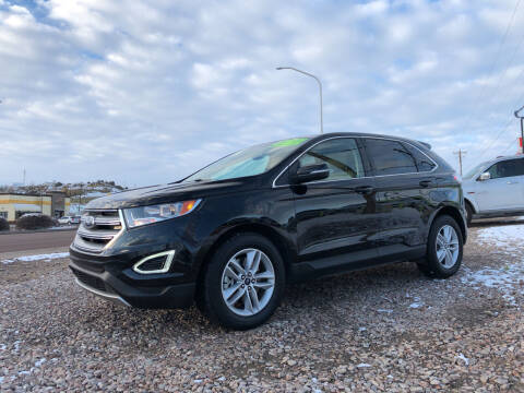 2018 Ford Edge for sale at 1st Quality Motors LLC in Gallup NM