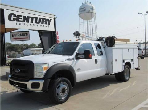 2011 Ford F-450 Super Duty for sale at CENTURY TRUCKS & VANS in Grand Prairie TX