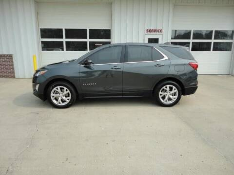 2018 Chevrolet Equinox for sale at Quality Motors Inc in Vermillion SD