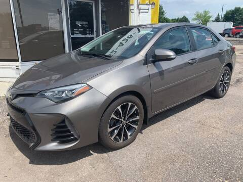 2017 Toyota Corolla for sale at Mainstreet Motor Company in Hopkins MN
