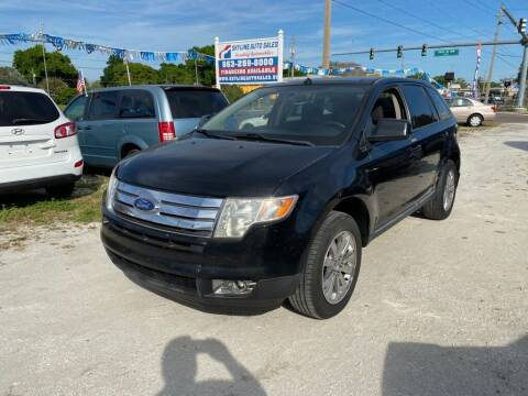 2007 Ford Edge for sale at SKYLINE AUTO SALES LLC in Winter Haven FL