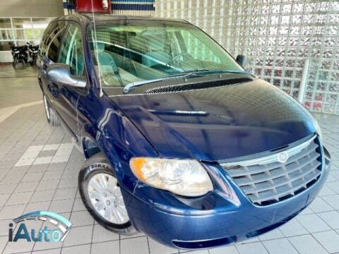 2005 Chrysler Town and Country for sale at iAuto in Cincinnati OH