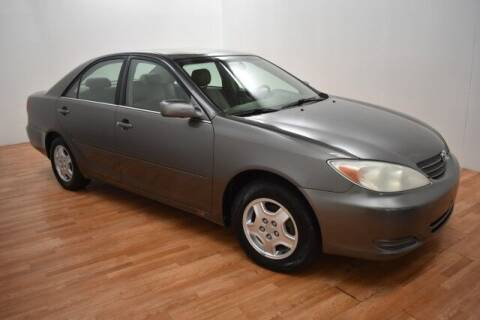 2003 Toyota Camry for sale at Paris Motors Inc in Grand Rapids MI