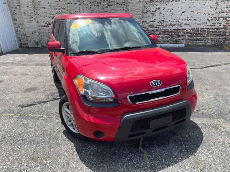 2011 Kia Soul for sale at Some Auto Sales in Hammond IN