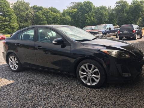 2010 Mazda MAZDA3 for sale at Young's Automotive LLC in Stillwater PA