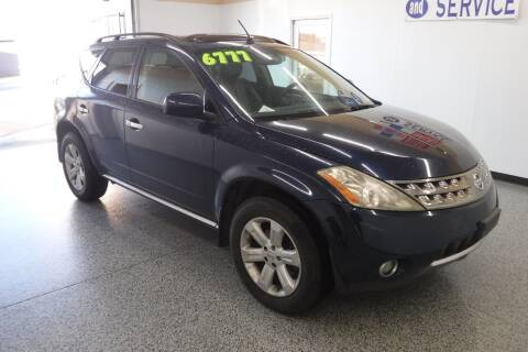 2007 Nissan Murano for sale at 777 Auto Sales and Service in Tacoma WA