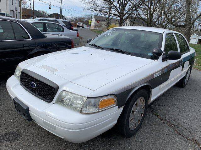 2010 Ford Crown Victoria for sale at High Performance Motors in Nokesville VA