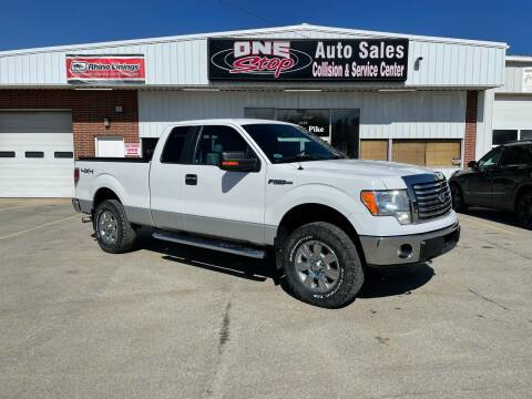 2012 Ford F-150 for sale at One Stop Auto Sales, Collision & Service Center in Somerset PA