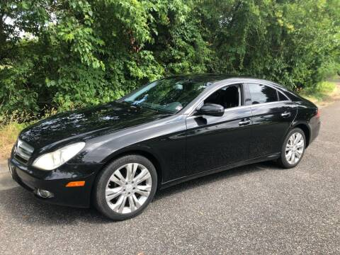 2009 Mercedes-Benz CLS for sale at Coastal Auto Sports in Chesapeake VA