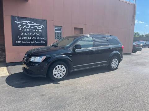 2015 Dodge Journey for sale at ENZO AUTO in Parma OH