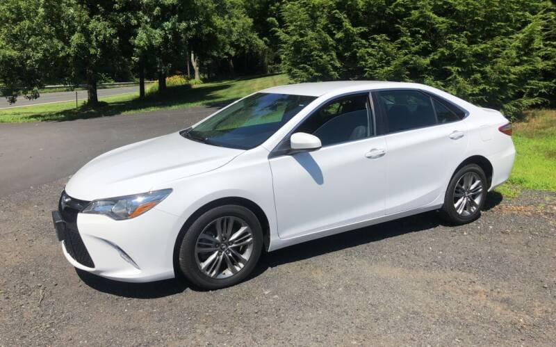 2017 Toyota Camry for sale at DON'S AUTO SALES & SERVICE in Belchertown MA