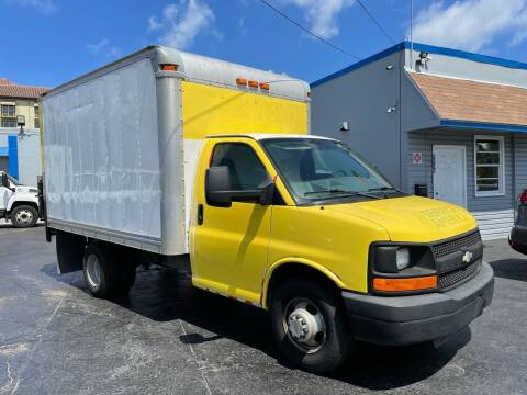 2009 Chevrolet Express Cutaway for sale at Kaler Auto Sales in Wilton Manors FL
