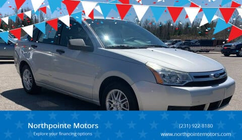 2009 Ford Focus for sale at Northpointe Motors in Kalkaska MI