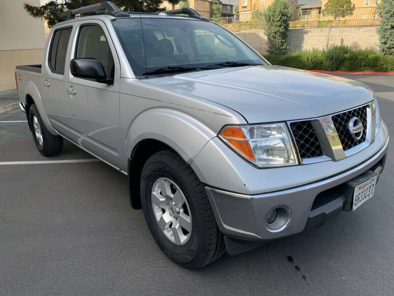 2008 Nissan Frontier for sale at Select Auto Wholesales in Glendora CA