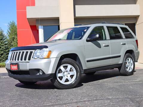 2008 Jeep Grand Cherokee for sale at Schaumburg Pre Driven in Schaumburg IL