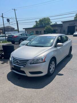 2015 Nissan Sentra for sale at Butler Auto in Easton PA