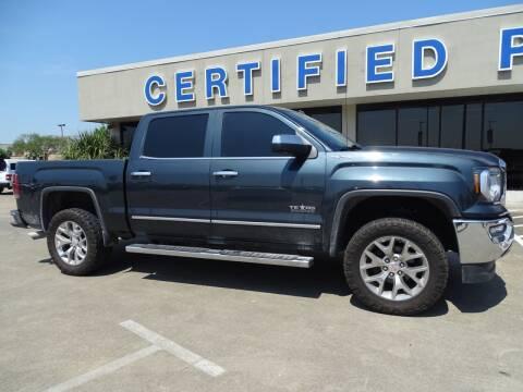 2018 GMC Sierra 1500 for sale at Mac Haik Ford Pasadena in Pasadena TX