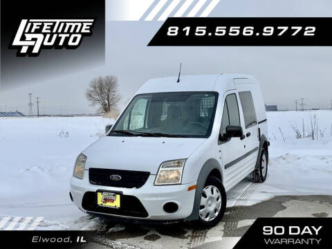 2010 Ford Transit Connect for sale at Lifetime Auto in Elwood IL