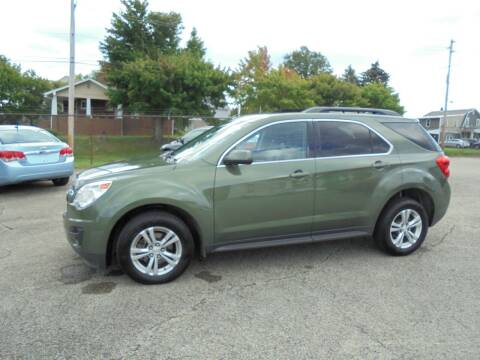 2015 Chevrolet Equinox for sale at B & G AUTO SALES in Uniontown PA