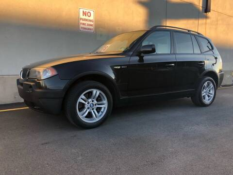 2004 BMW X3 for sale at International Auto Sales in Hasbrouck Heights NJ