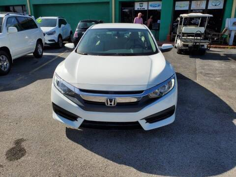 2018 Honda Civic for sale at A To Z Auto Sales in Apopka FL