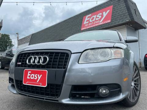 2007 Audi A4 for sale at Easy Autoworks & Sales in Whitman MA