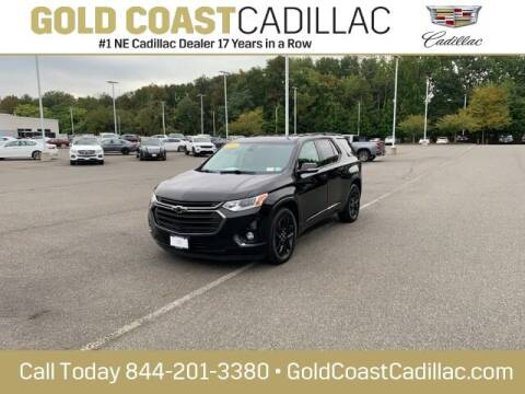 2019 Chevrolet Traverse for sale at Gold Coast Cadillac in Oakhurst NJ