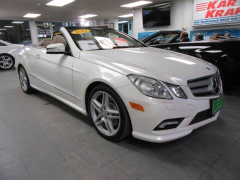 2011 Mercedes-Benz E-Class for sale at Kar Kraft in Gilford NH