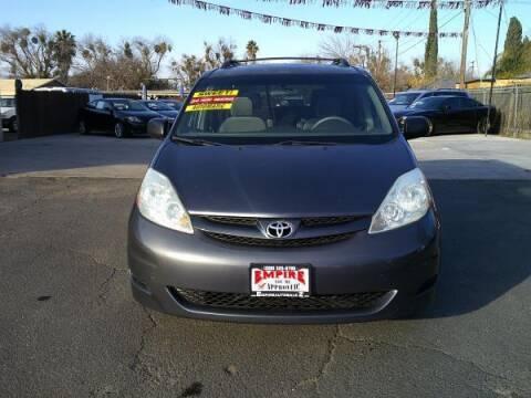 2006 Toyota Sienna for sale at Empire Auto Sales in Modesto CA
