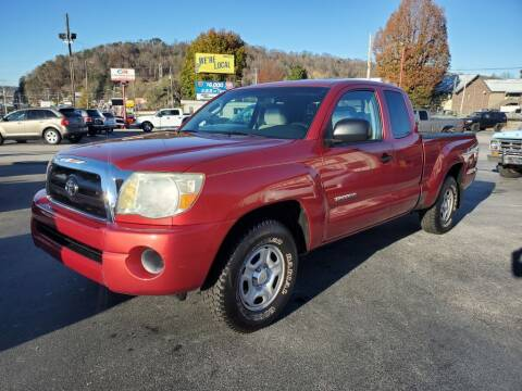 2007 Toyota Tacoma for sale at MCMANUS AUTO SALES in Knoxville TN