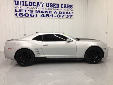 2010 Chevrolet Camaro for sale at Wildcat Used Cars in Somerset KY