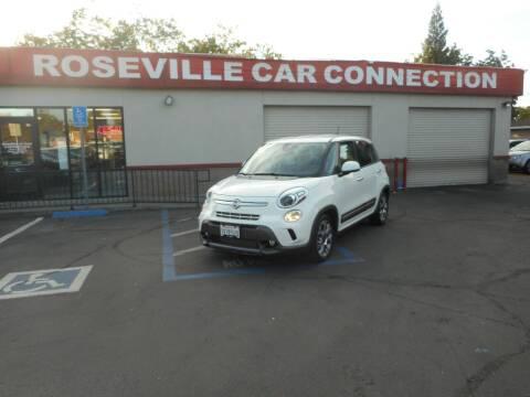 2014 FIAT 500L for sale at ROSEVILLE CAR CONNECTION in Roseville CA