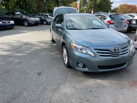 2011 Toyota Camry for sale at Nano's Autos in Concord MA