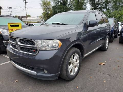 2013 Dodge Durango for sale at MIDWEST CAR SEARCH in Fridley MN
