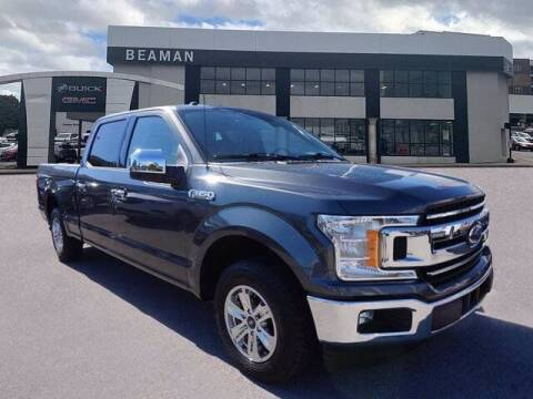 2018 Ford F-150 for sale at Beaman Buick GMC in Nashville TN
