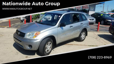 2004 Toyota RAV4 for sale at Nationwide Auto Group in Melrose Park IL