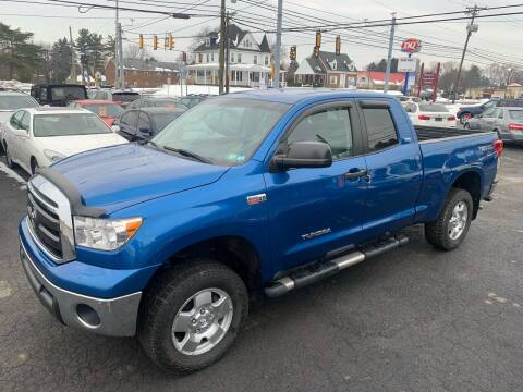 2010 Toyota Tundra for sale at Masic Motors, Inc. in Harrisburg PA