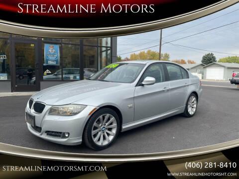 2011 BMW 3 Series for sale at Streamline Motors in Billings MT