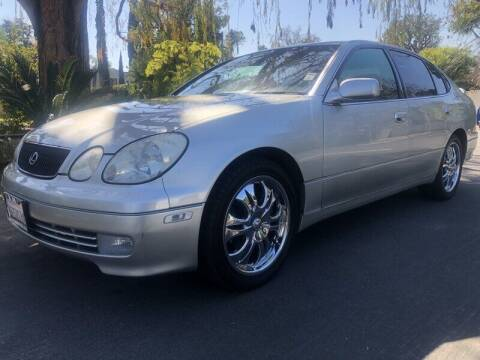 2000 Lexus GS 300 for sale at Boktor Motors in North Hollywood CA
