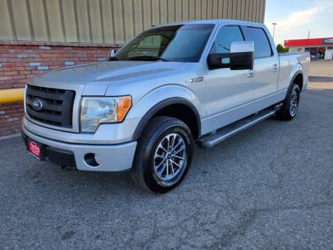 2010 Ford F-150 for sale at Harding Motor Company in Kennewick WA