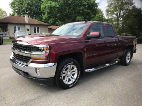 2016 Chevrolet Silverado 1500 for sale at SPINNEWEBER AUTO SALES INC in Butler PA