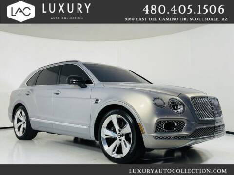 2017 Bentley Bentayga for sale at Luxury Auto Collection in Scottsdale AZ