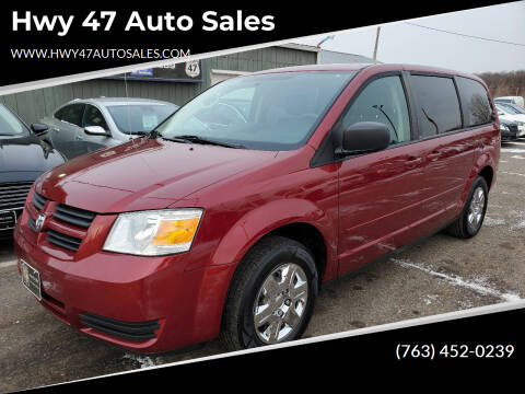 2010 Dodge Grand Caravan for sale at Hwy 47 Auto Sales in Saint Francis MN