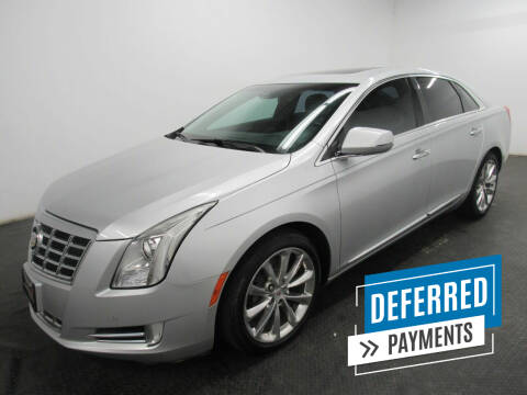 2013 Cadillac XTS for sale at Automotive Connection in Fairfield OH